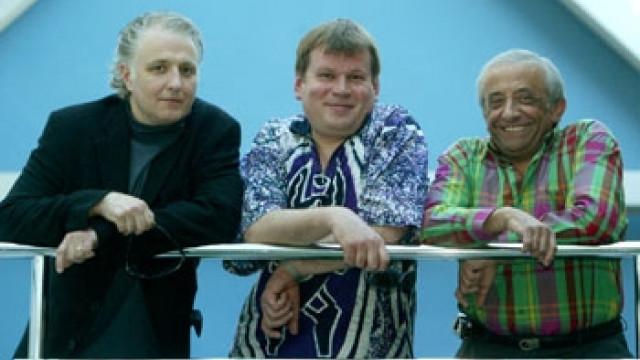 Ganelin Trio Priority