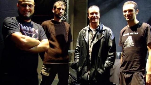Mike Patton Quartet