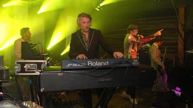 Kraak & Smaak live band