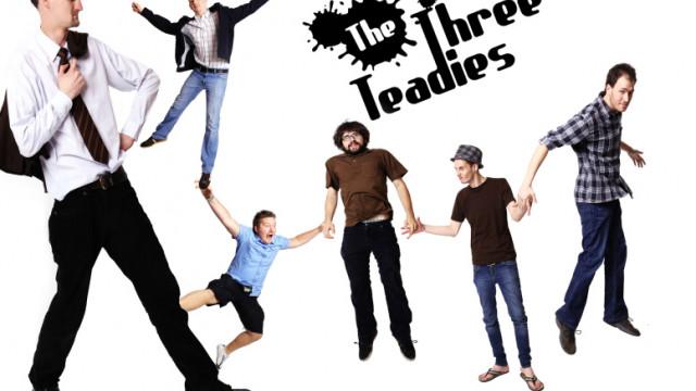 The Three Teadies