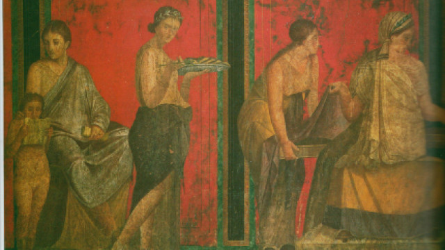 Kulináris kalandozások: Az antik terített asztal örömei