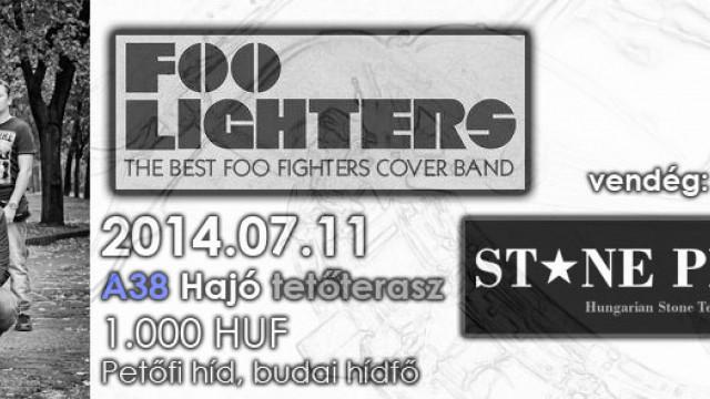 Stone Pilots - Hungarian Stone Temple Pilots Tribute Band