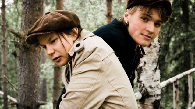 Niillas Holmberg and Roope Mäenpää