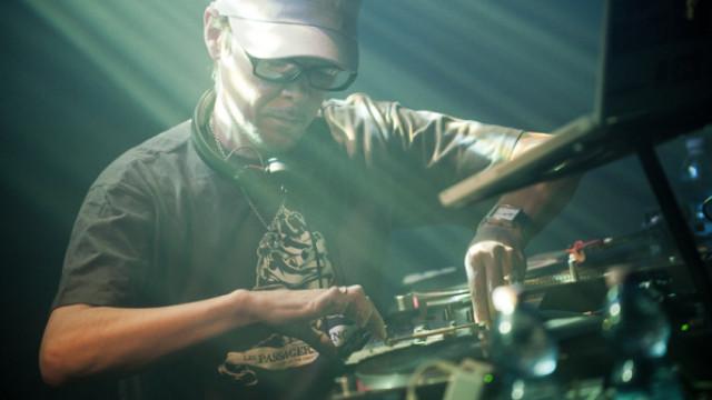DJ Krush (Mo'Wax, JP) 20th Anniversary Tour