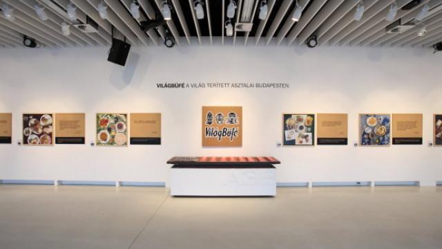 A világ terített asztalai Budapesten - kiállításmegnyitó