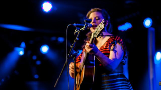 Maïa Vidal (FR) lemezbemutató koncert