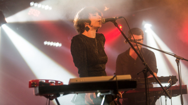 Mélanie Pain (FR) - Bye Bye Manchester - lemezbemutató koncert