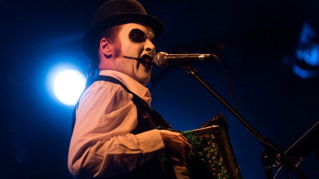 The Tiger Lillies - Live in concert (UK)