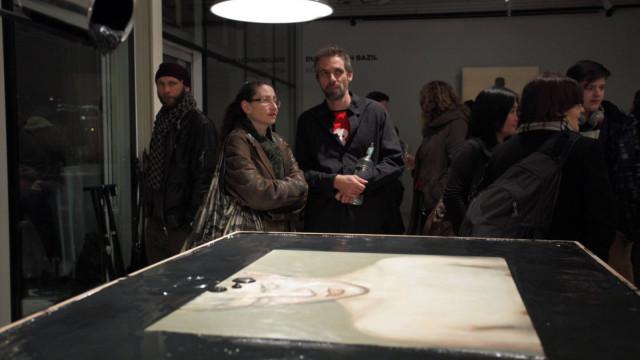 Duliskovich Bazil Közelebb című kiállítása
