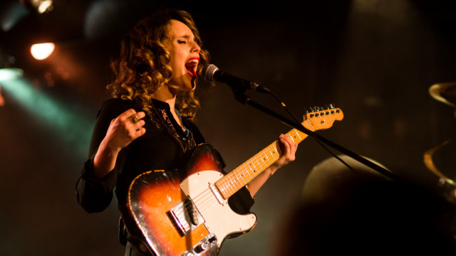 Anna Calvi (UK) - One Breath lemezbemutató koncert