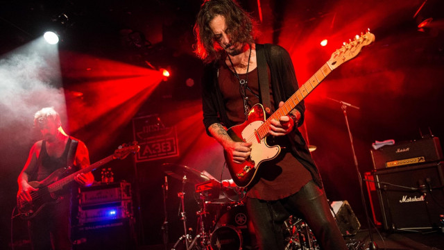 Richie Kotzen (US), The Konincks (CH)