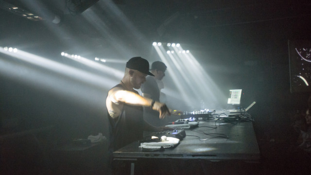 The Glitch Mob (US), Saverne, AMB