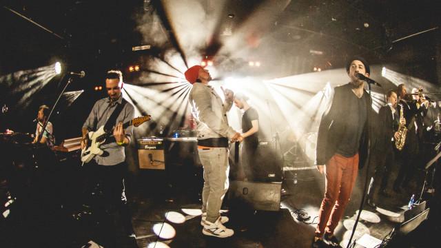 Kéknyúl - Crowded Universe - lemezbemutató koncert