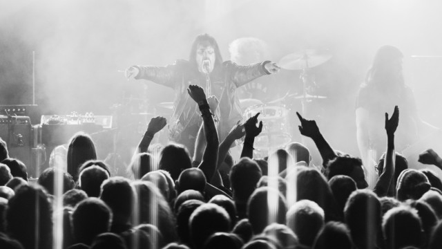 Monster Magnet (US) - Celebrating The A&M Years Live, Mátyás Attila Band