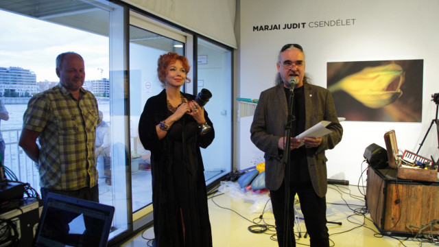 Csendélet / Still Life - Marjai Judit kiállítás-megnyitó
