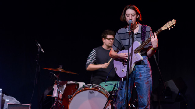 Frankie Cosmos (US), The Somersault Boy acoustic