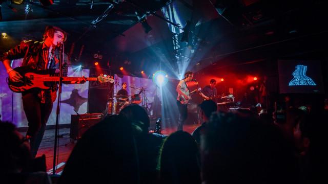 Middlemist Red lemezbemutató koncert, Deep Glaze
