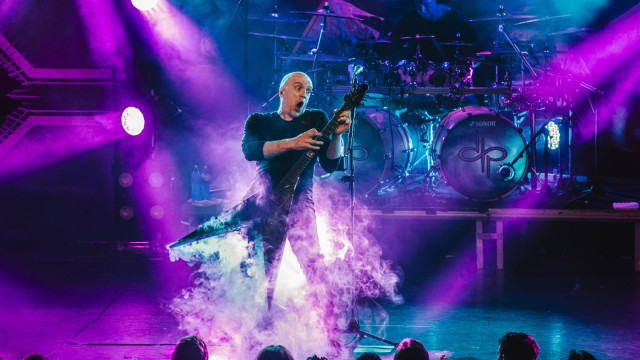 The Devin Townsend Project (CA) - Transcendence tour, Between The Buried And Me (US), Leprous (NO)