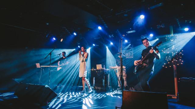 Frankofón fesztivál - Cleo T - 'Shine' (FR), Belau