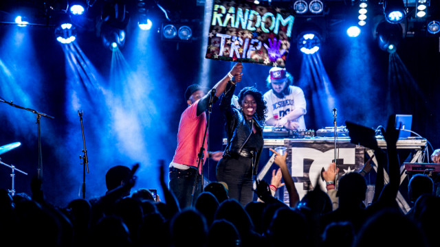 Random Trip 'Special' feat. Vanessa Haynes Band (Incognito) feat. Zentai Márk (Mörk), MC Zeek