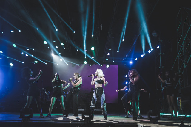 Zara Larsson @ SZIGET MASTERCARD BY A38 stage