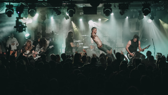 The Death to False Metal Core Tour