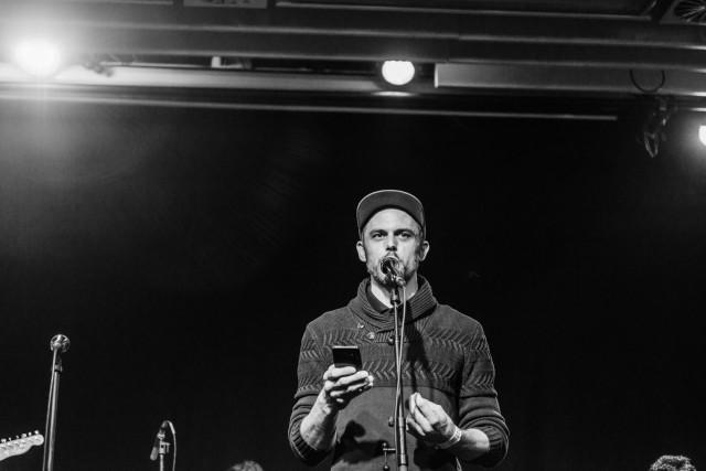 Spoken word – Énekeshalott, DJ Palotai