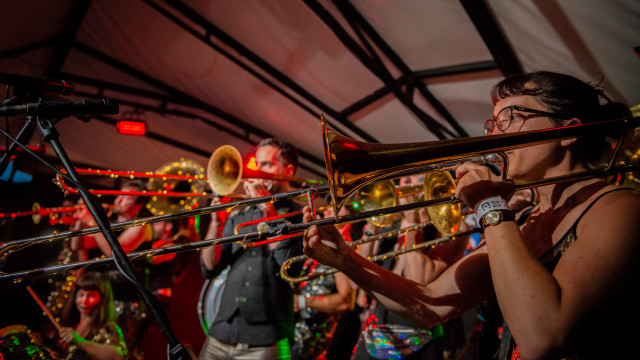 Mission Delirium Brass Band (US)