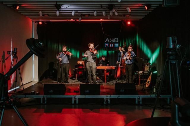 Góbé zenekar digitális koncert