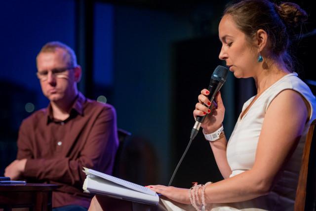 Kortárs szerzők zenei kísérettel: Csobánka Zsuzsa