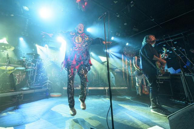 Vágtázó Halottkémek 45 koncert és közösség-ünnep!
