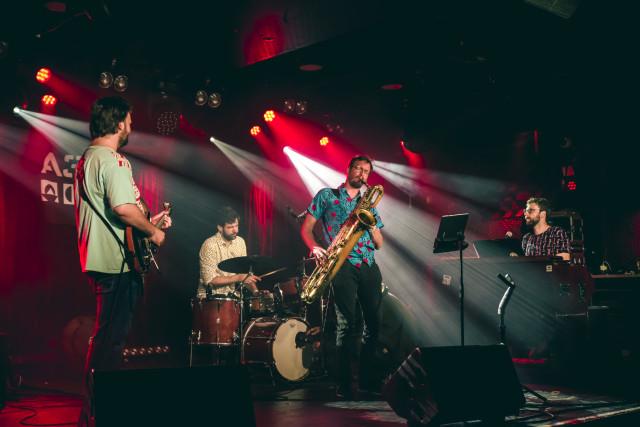 Kéknyúl Trio, FUNKorporation